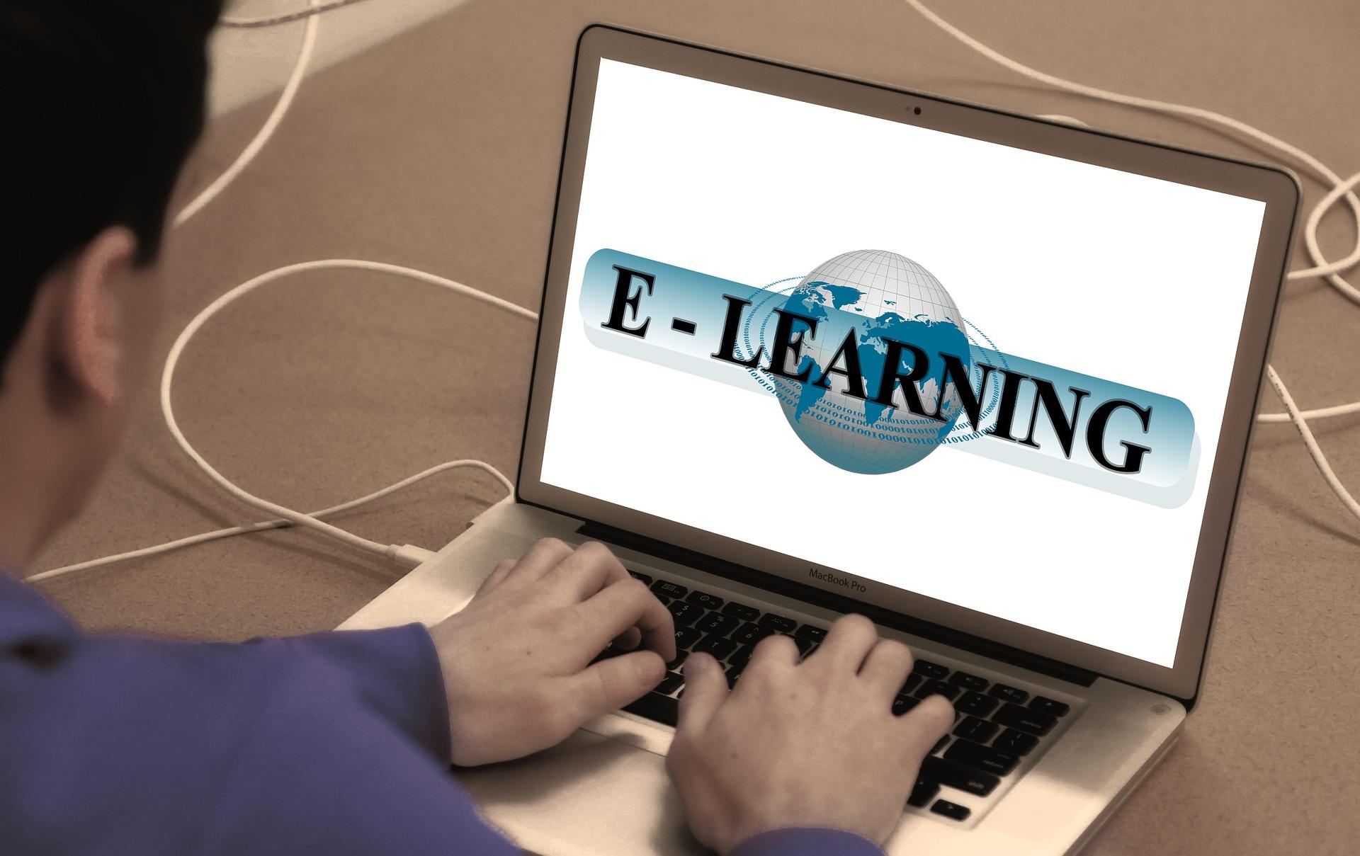 Online leren in het leerportaal van OHZ